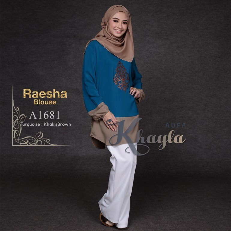 RAESHA DOKOH BLOUSE A1681