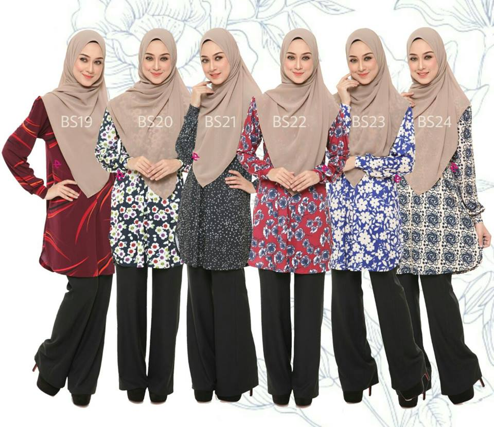 BLOUSE LYCRA SYIFAA 2.0 ALL