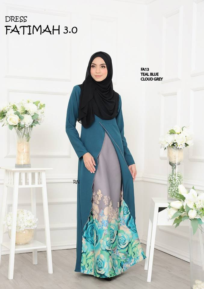 DRESS FATIMAH 3.0 FA13 A