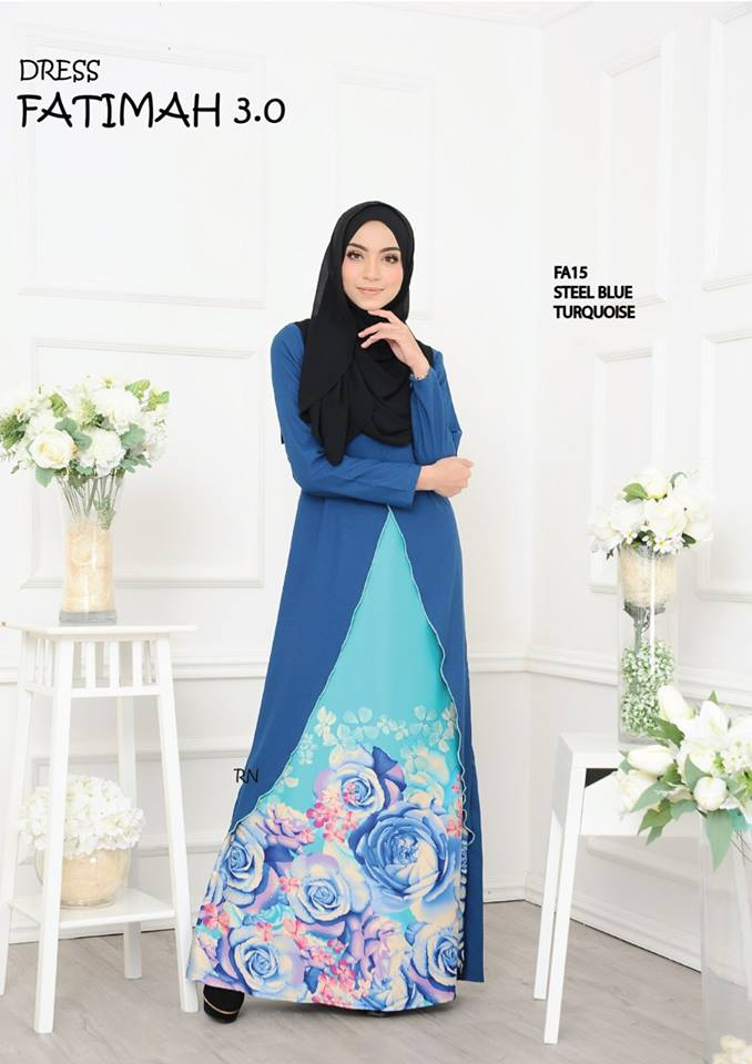 DRESS FATIMAH 3.0 FA15 A
