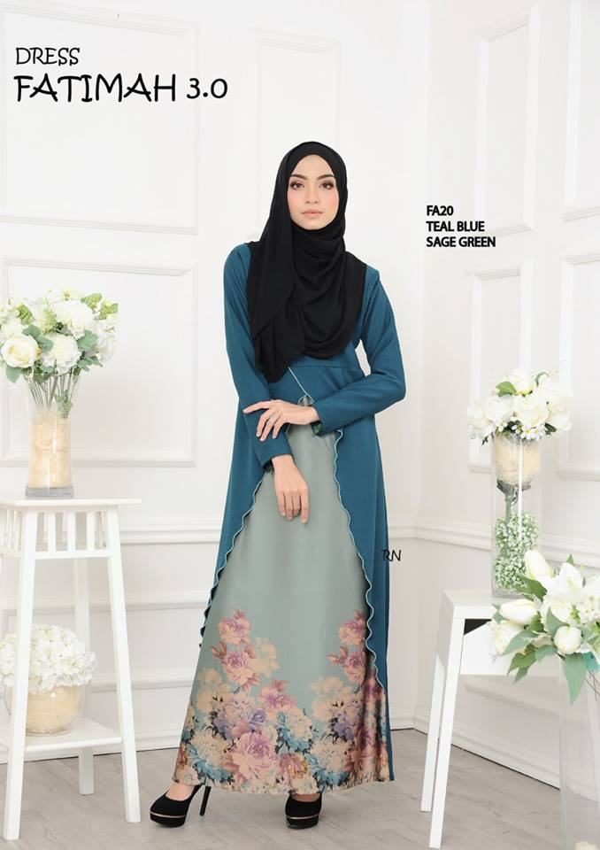 DRESS FATIMAH 3.0 FA20