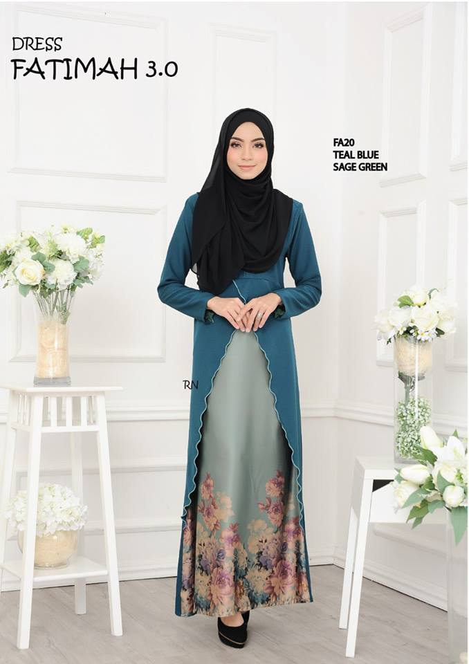 DRESS FATIMAH 3.0 FA21 A