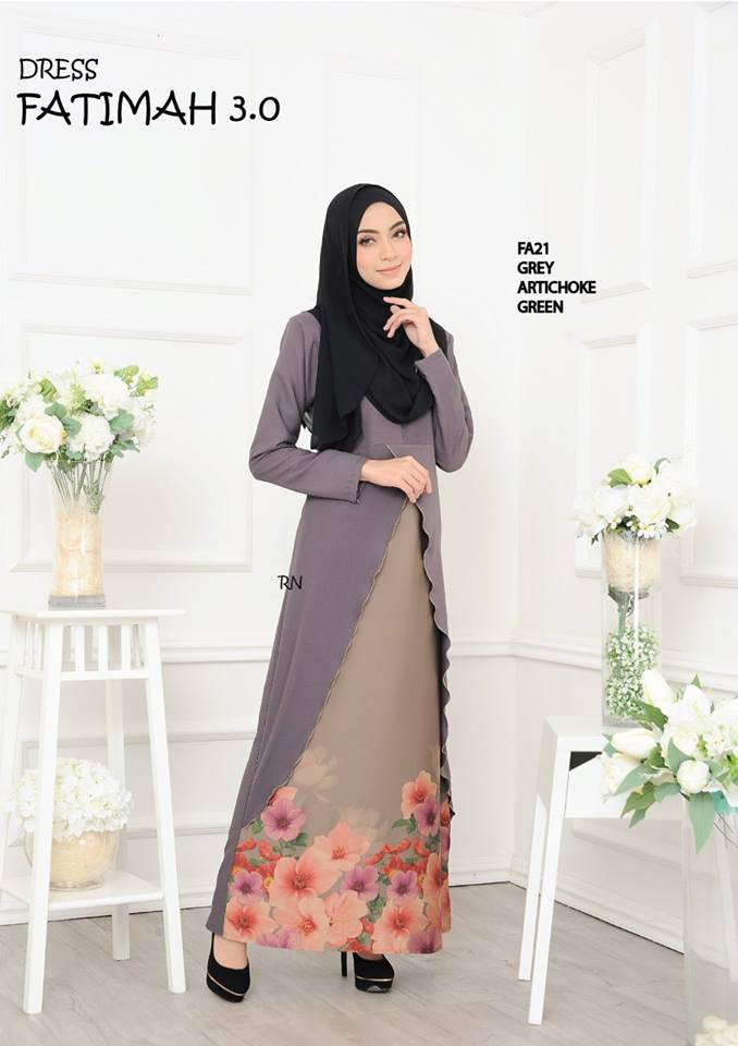 DRESS FATIMAH 3.0 FA21