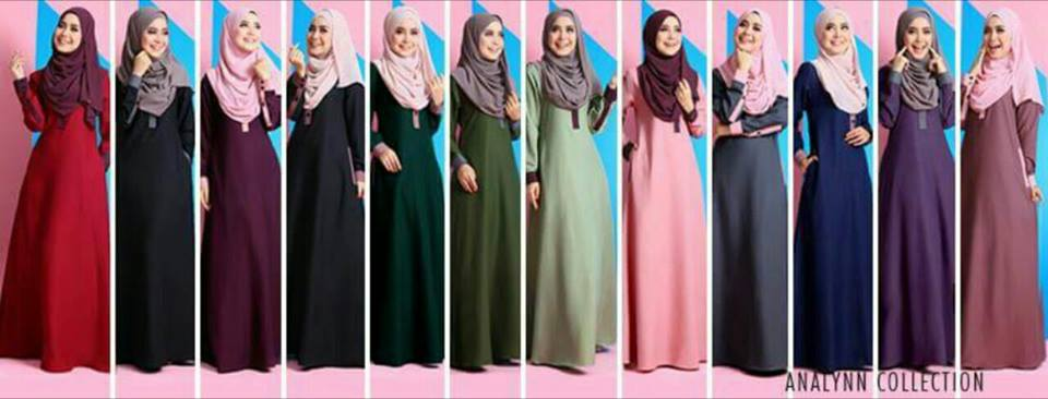 JUBAH ANALYNN ALL