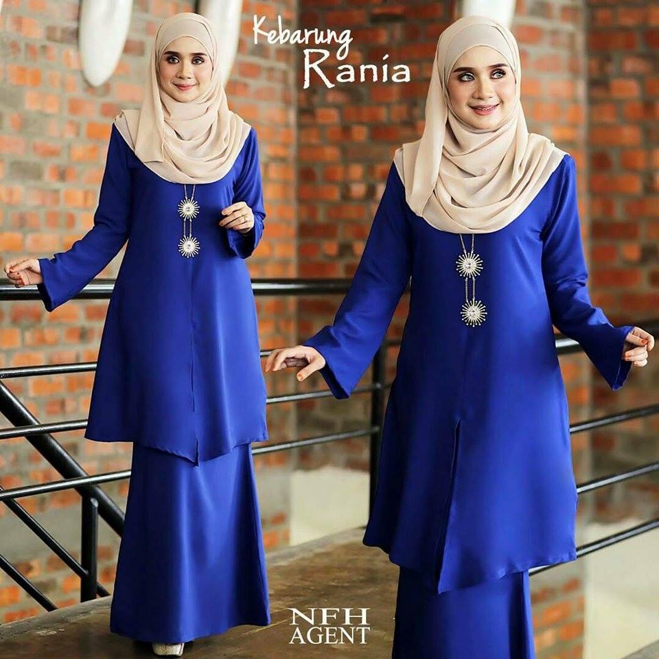 KEBARUNG RANIA 2.0 ROYAL BLUE