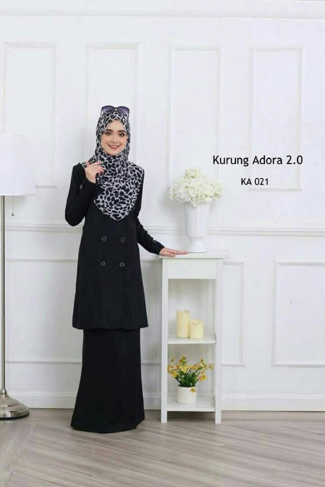KURUNG MODEN ADORA EROPAH KA021