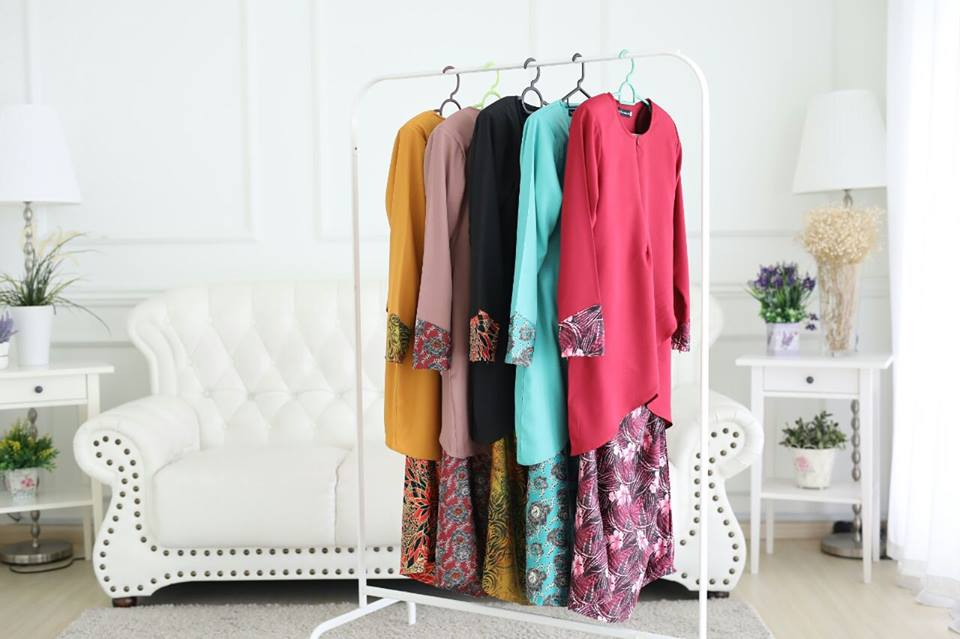 KURUNG MODEN LA BELLA PREMIUM ALL 1