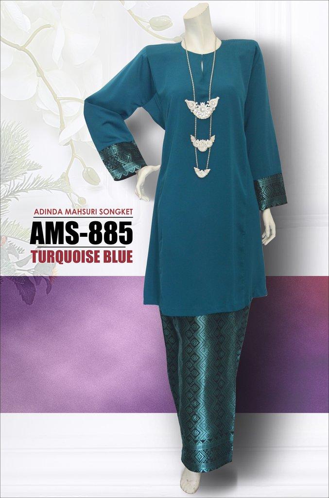 KURUNG PAHANG ADINDA MAHSURI SONGKET AMS885 A