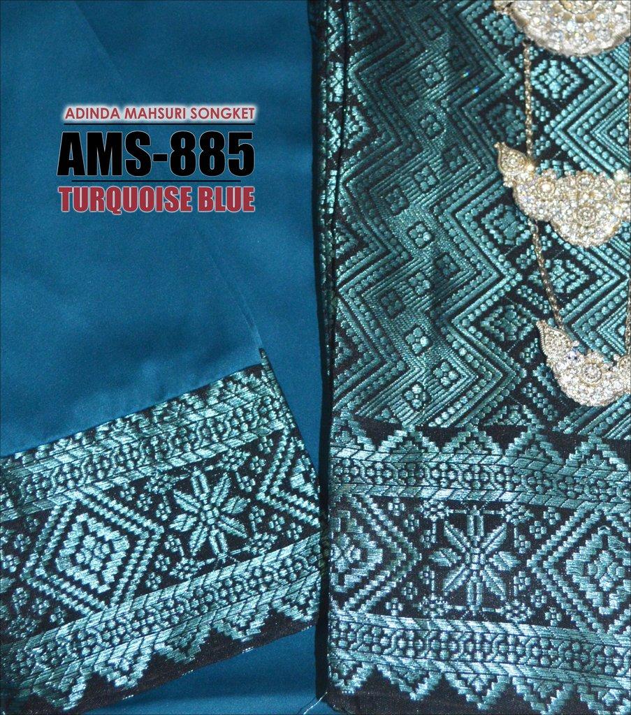 KURUNG PAHANG ADINDA MAHSURI SONGKET AMS885 B
