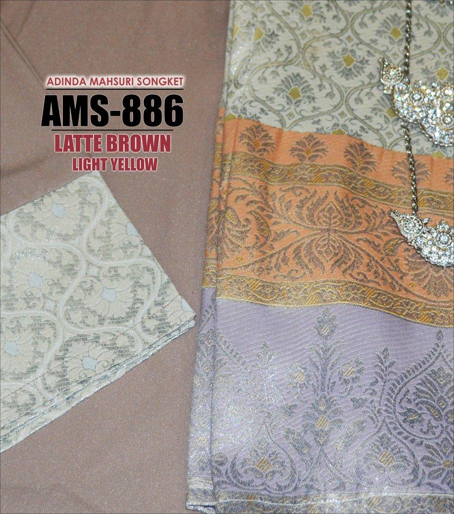 KURUNG PAHANG ADINDA MAHSURI SONGKET AMS886 B