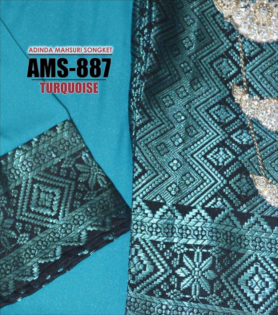 KURUNG PAHANG ADINDA MAHSURI SONGKET AMS887 B