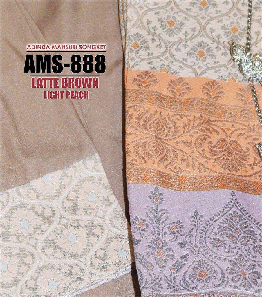 KURUNG PAHANG ADINDA MAHSURI SONGKET AMS888 B