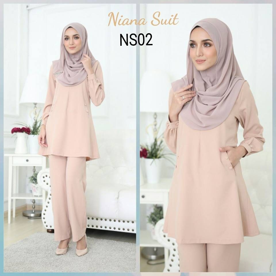 SUIT NIANA NS02