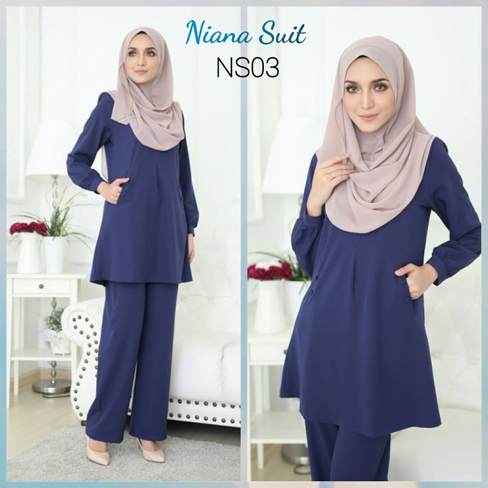 SUIT NIANA NS03