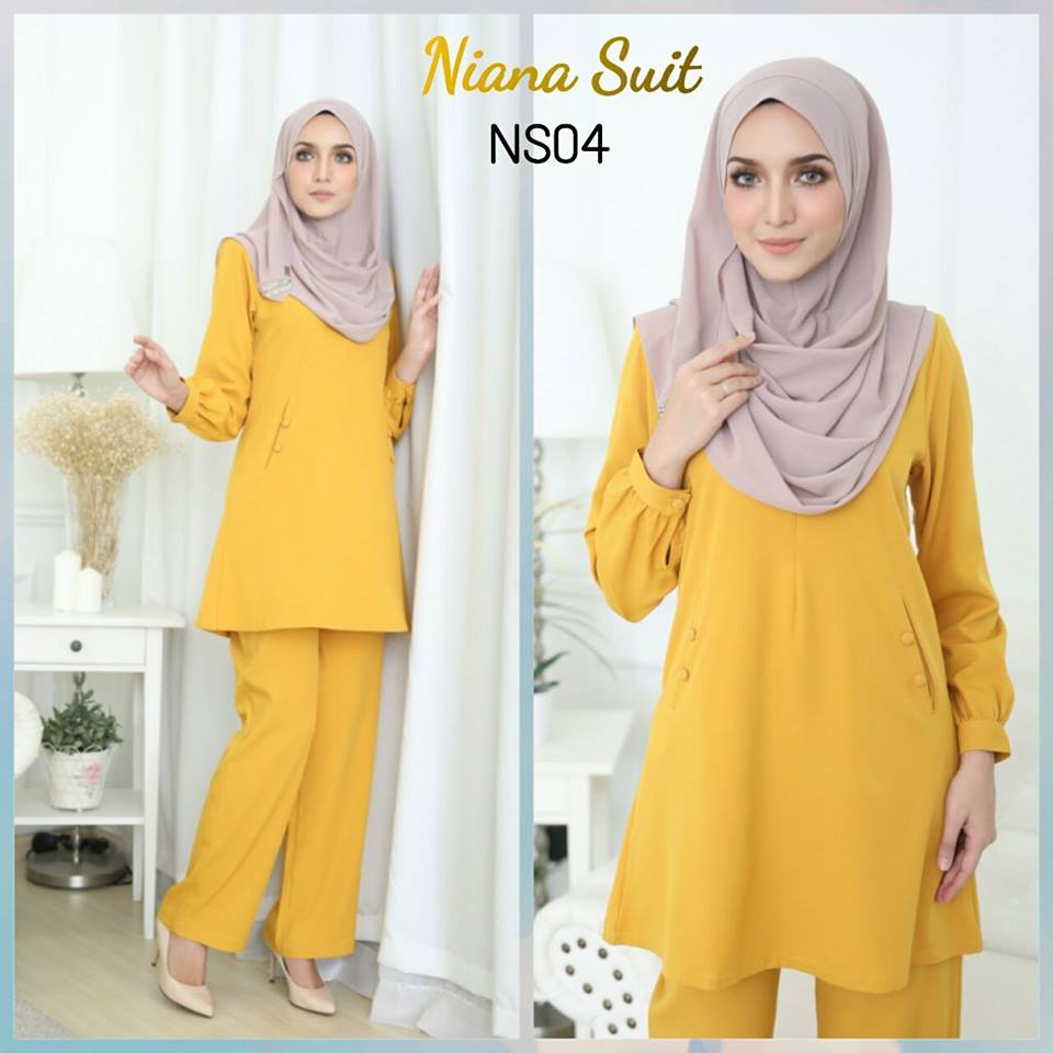 SUIT NIANA NS04