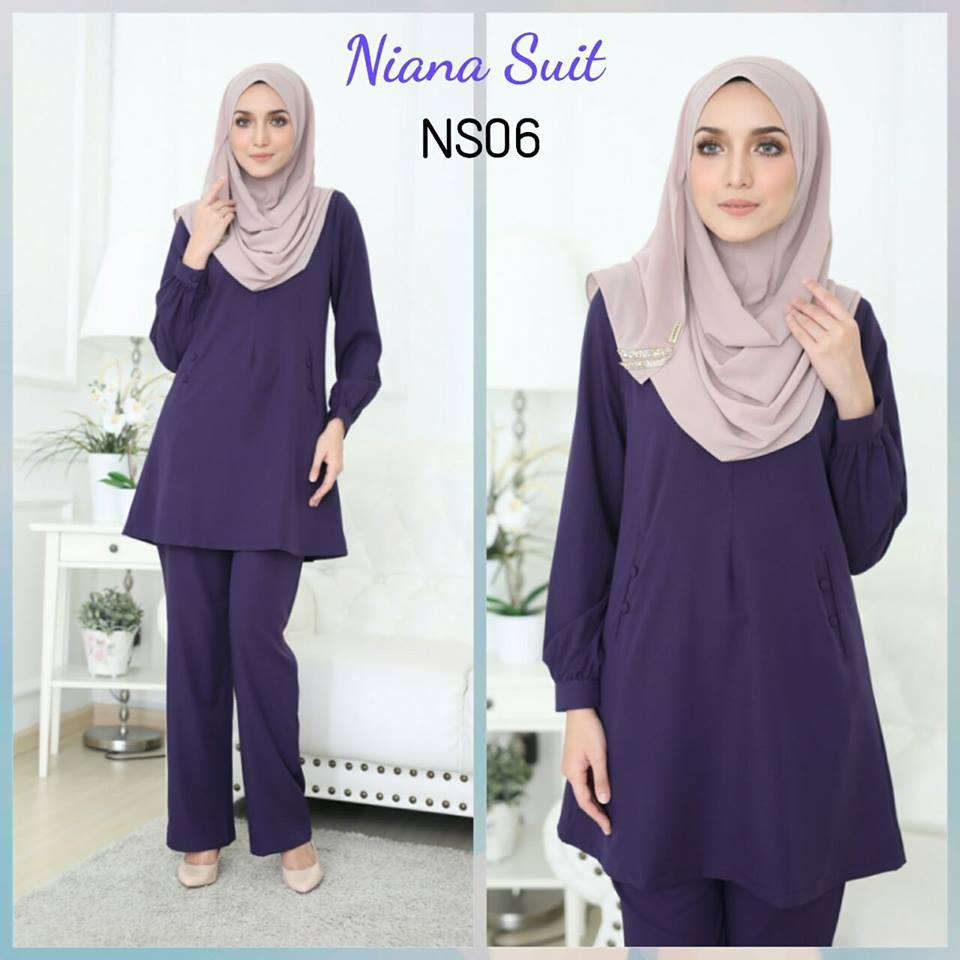 SUIT NIANA NS06