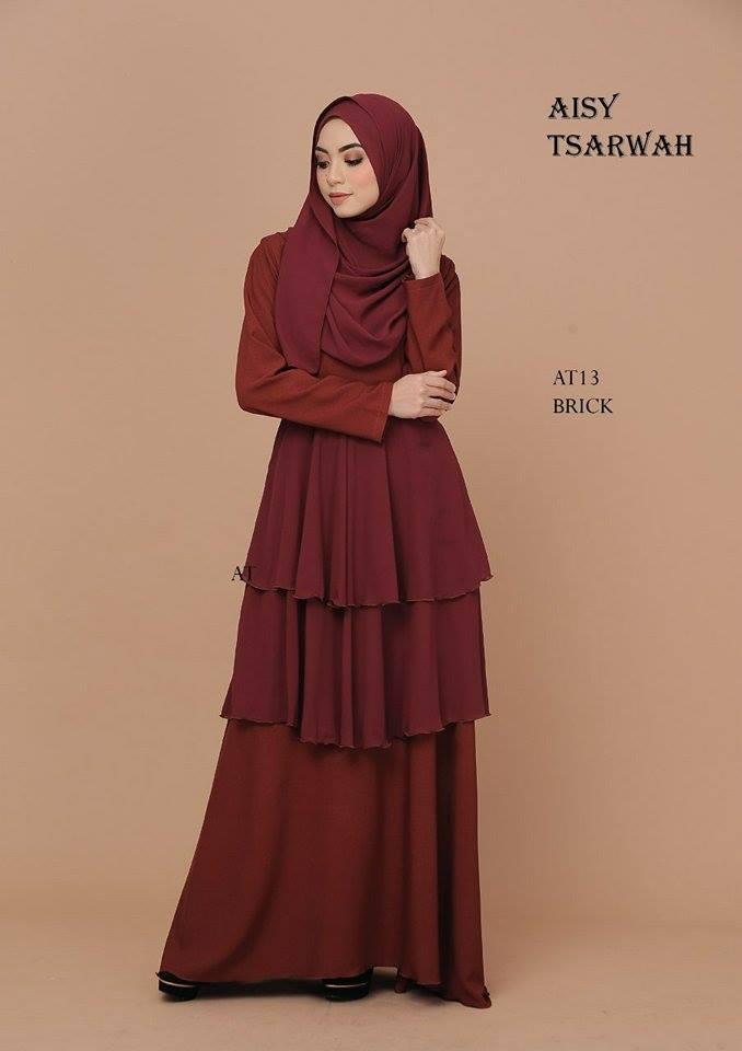 DRESS AISY TSARWAH AT12 2