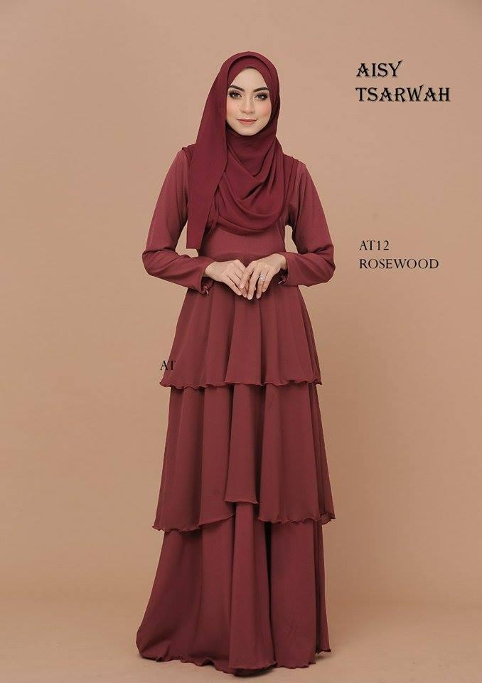 DRESS AISY TSARWAH AT12 R