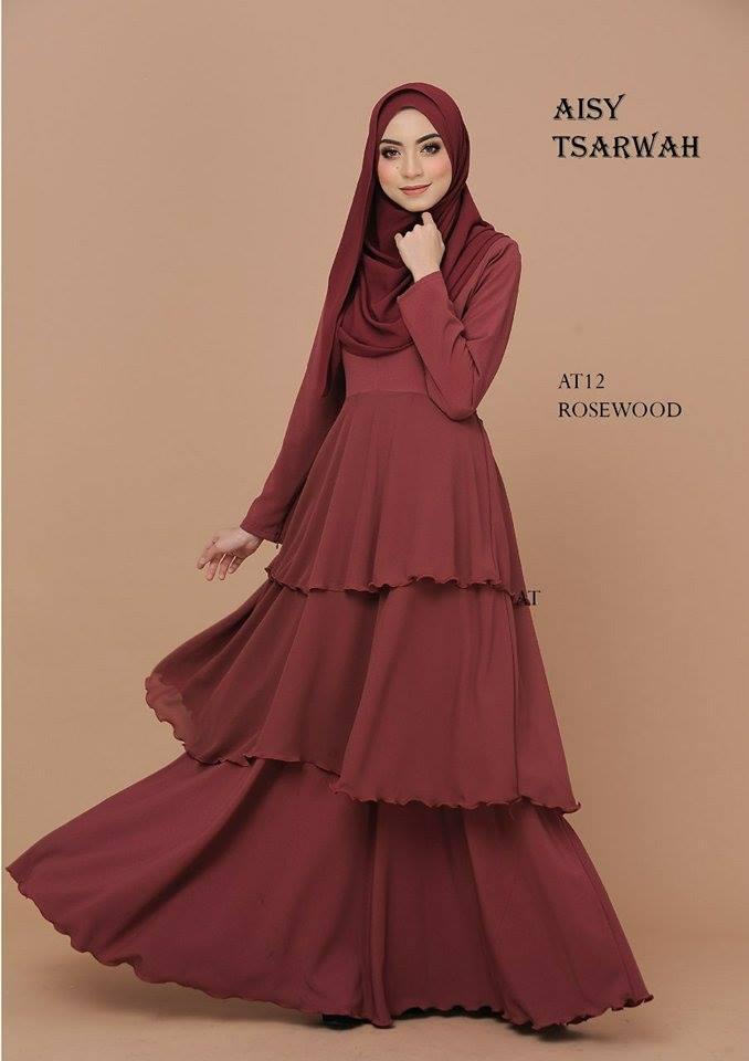 DRESS AISY TSARWAH AT12