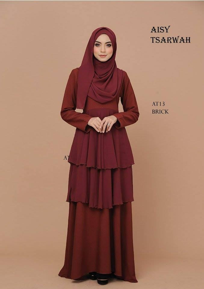 DRESS AISY TSARWAH AT13 1