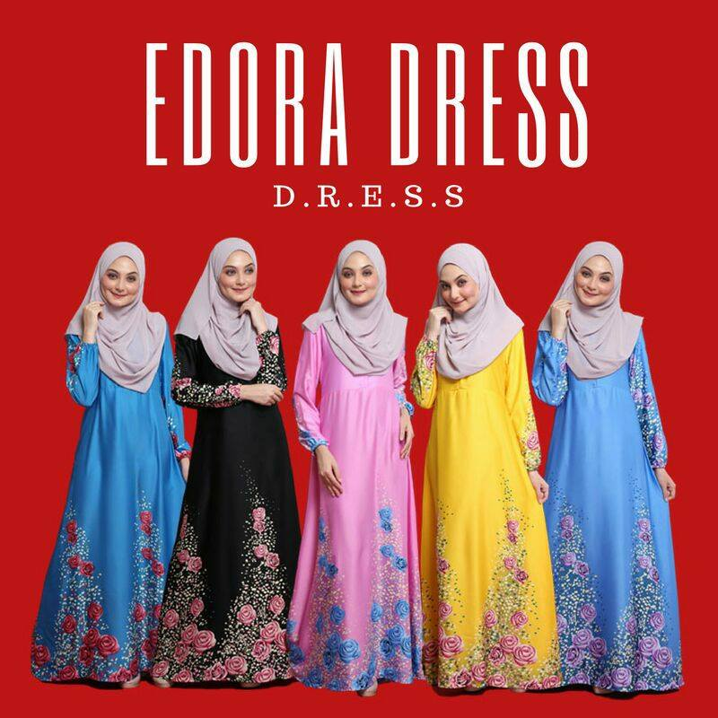 DRESS EDORA ALL