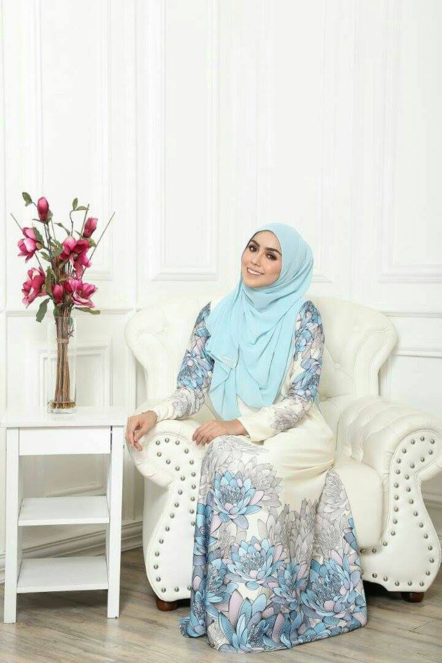 JUBAH ARIANA VOL 2 OFF WHITE 2