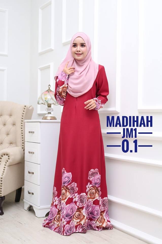 JUBAH MADIHAH JM01