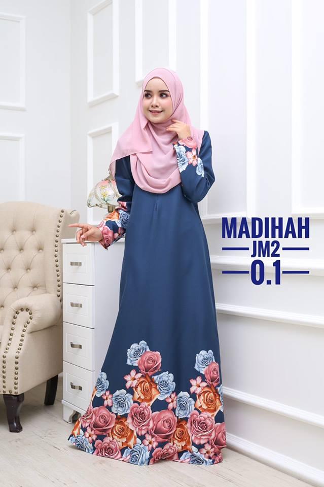 JUBAH MADIHAH JM02