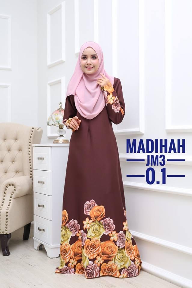 JUBAH MADIHAH JM03
