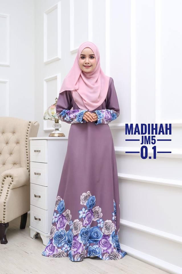 JUBAH MADIHAH JM05