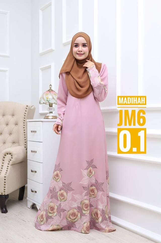 JUBAH MADIHAH JM06