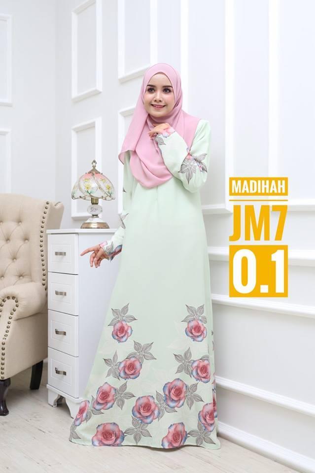 JUBAH MADIHAH JM07