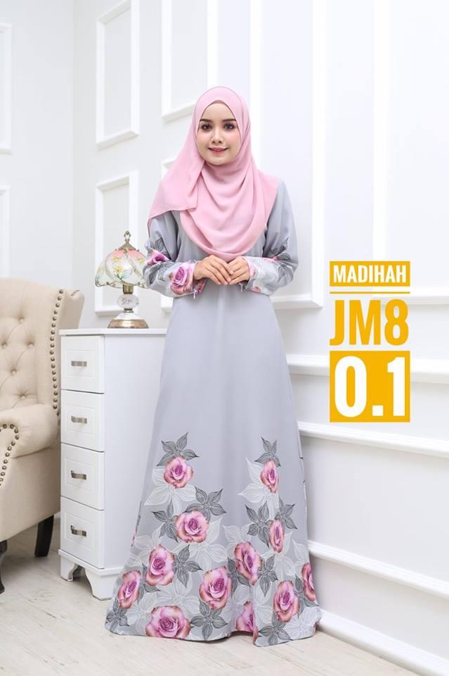 JUBAH MADIHAH JM08