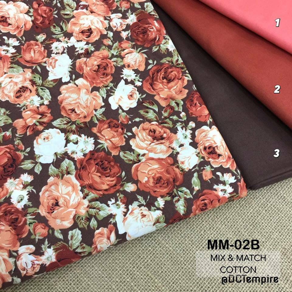 KAIN PASANG JAPANESE COTTON MM02 4