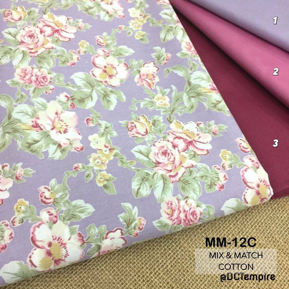 KAIN PASANG JAPANESE COTTON MM12 5
