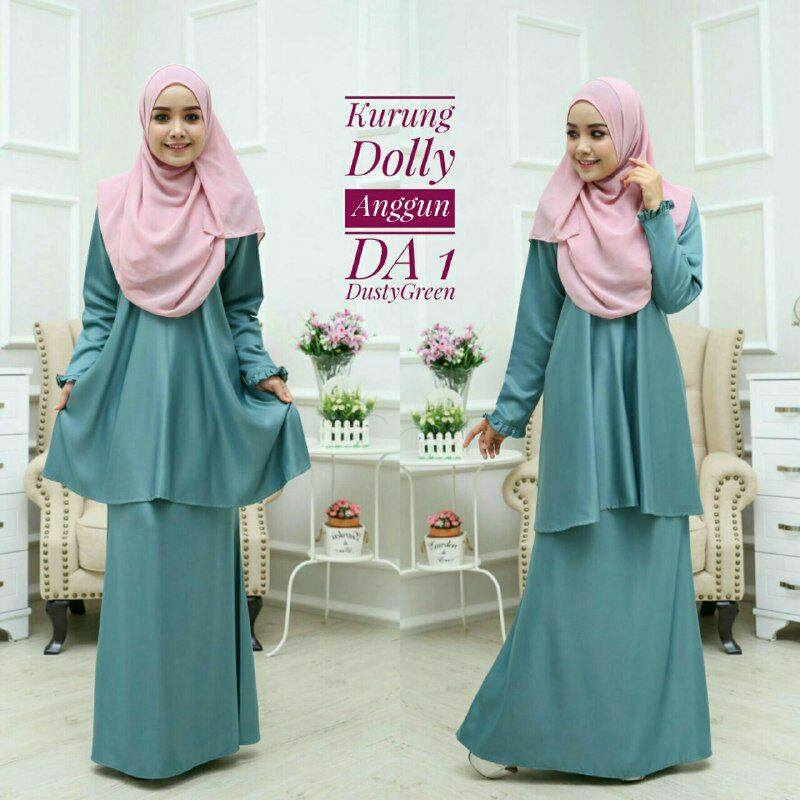 KURUNG MODEN DOLLY DA01