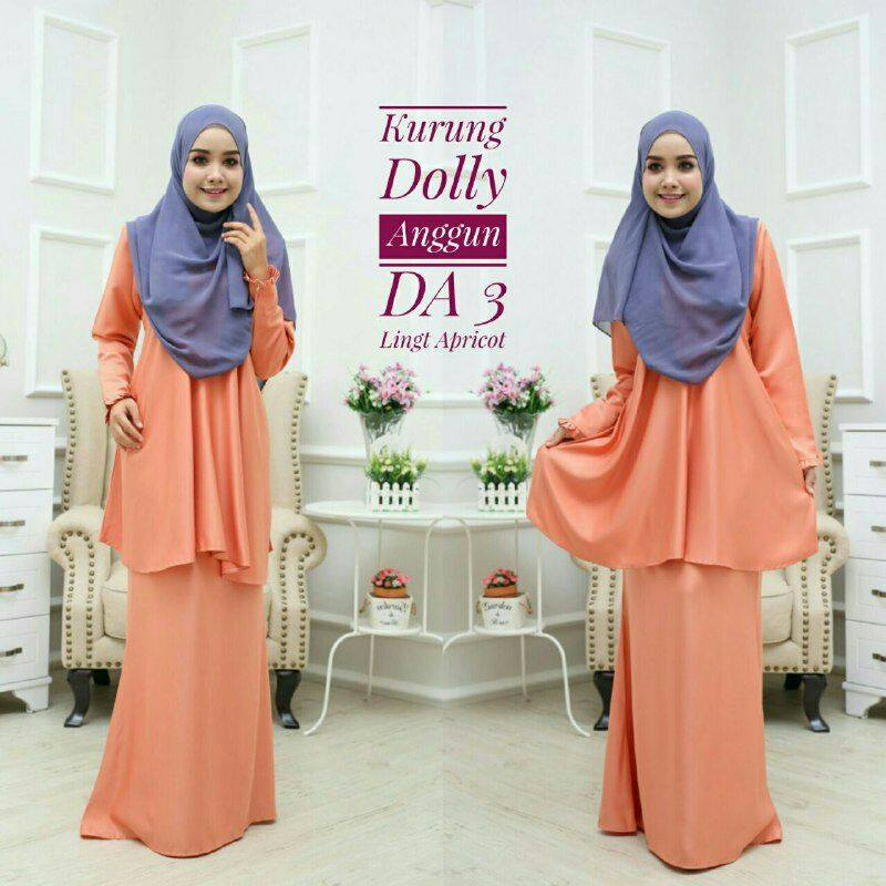 KURUNG MODEN DOLLY DA03