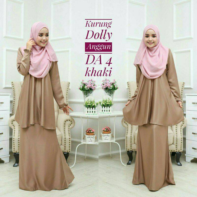 KURUNG MODEN DOLLY DA04