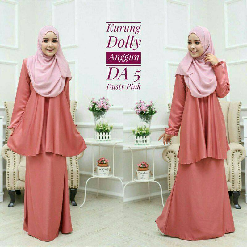KURUNG MODEN DOLLY DA05
