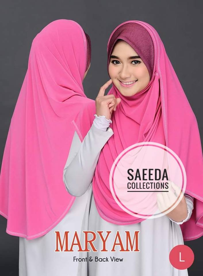 SHAWL DOUBLE LOOP MARYAM VIEW