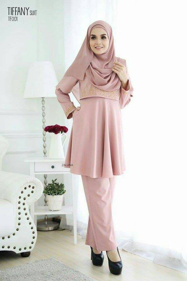 SUIT MUSLIMAH TIFFANY TF001 1
