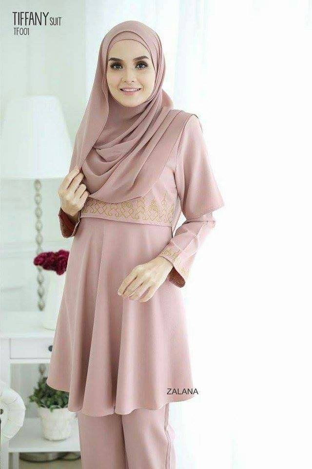 SUIT MUSLIMAH TIFFANY TF001 2