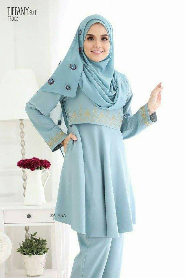 SUIT MUSLIMAH TIFFANY TF002 1