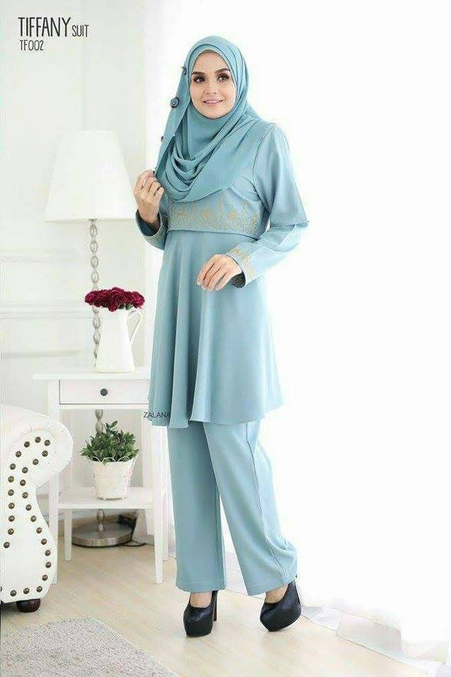 SUIT MUSLIMAH TIFFANY TF002 2