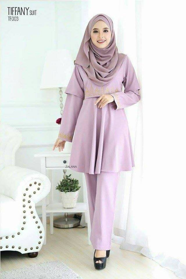 SUIT MUSLIMAH TIFFANY TF003 2