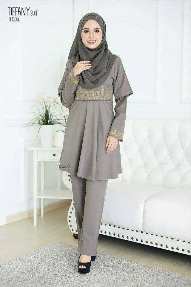 SUIT MUSLIMAH TIFFANY TF004 1