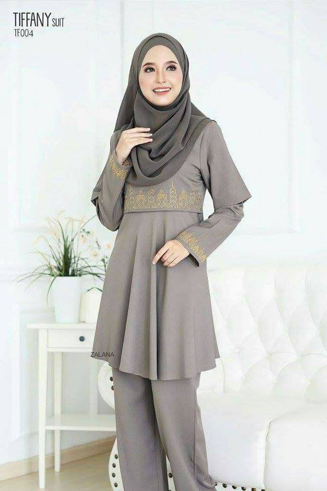 SUIT MUSLIMAH TIFFANY TF004 2