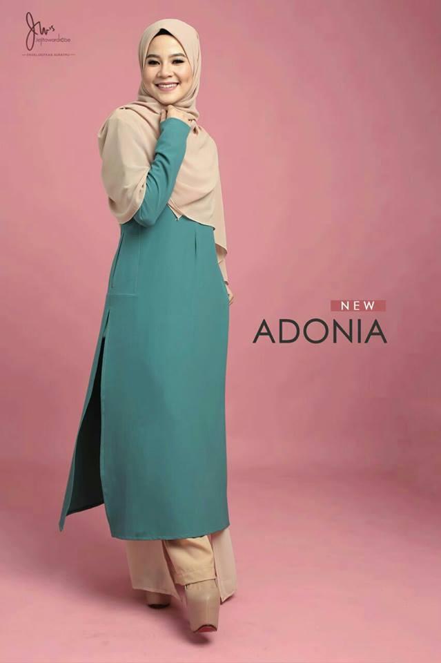 TUNIC ADONIA GREEN