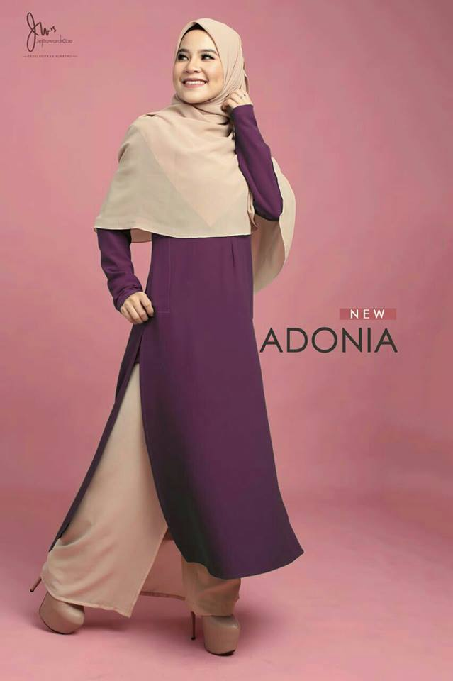 TUNIC ADONIA PURPLE