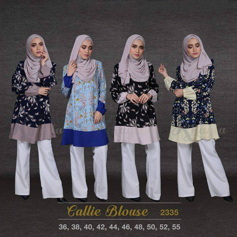 BLOUSE CALLIE 2335 ALL
